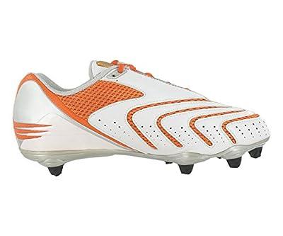 Reebok Pro Pump Burner Speed Lowsd2 Fb Mens Football Shoes White/orange Size