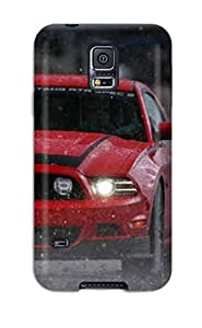 New GMRXwUl2644EJBgM Ford Mustang Car Tpu Cover Case For Galaxy S5