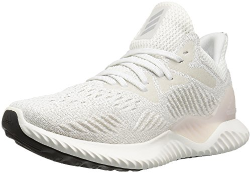 adidas Women's Alphabounce Beyond Running Shoe, White Grey, 7.5 M US