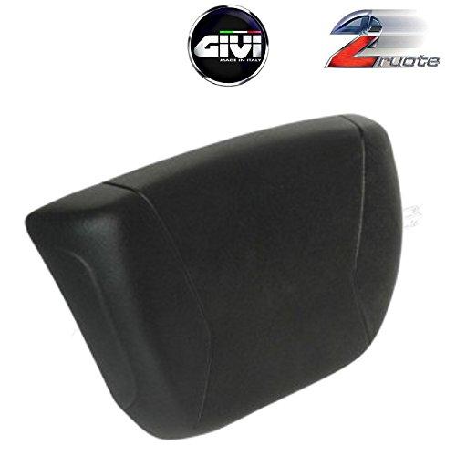 Givi E75 lo schienale del passeggero, Nero Givi Deutschland GmbH