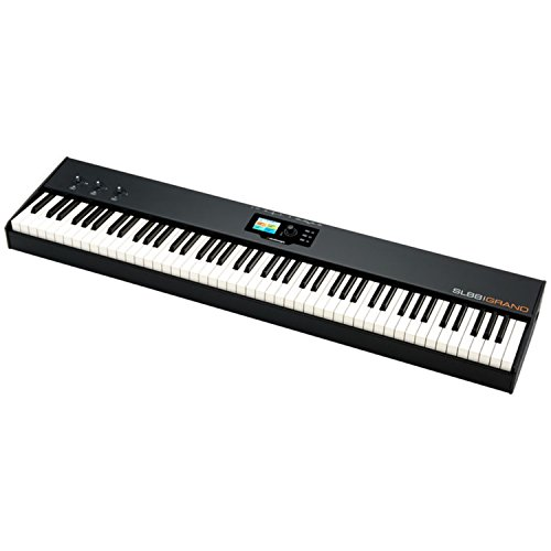 Studiologic SL88 Grand 88-Note Graded Hammer Action Keyboard by Studiologic