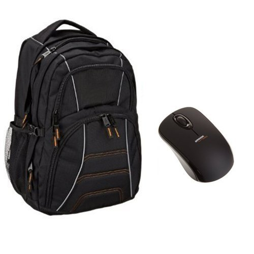 AmazonBasics Backpack Laptops Wireless Receiver