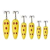 Lucky Strike Yellow Red Diamond Lure Kit