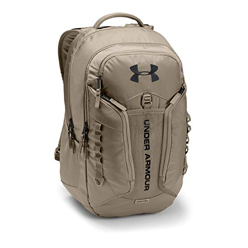 Under Armour Contender Backpack, City Khaki (299)/Black, One Size ()