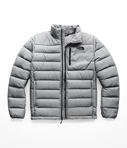 The North Face Men's Aconcagua Vest - Mid Grey - M by The North Face