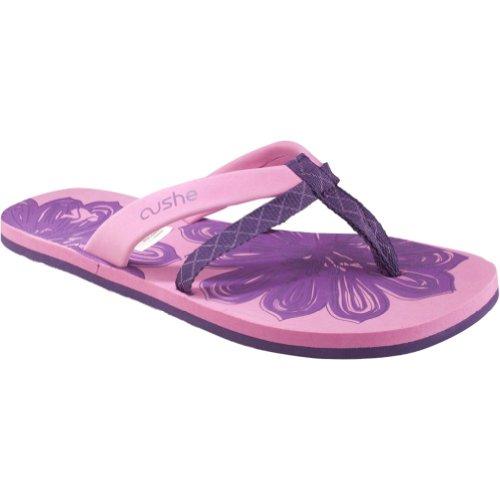 Sandalias De Mujer Cushe Rosa Gitana Rosa