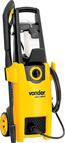 Lavadora de alta pressão Vonder LAV 1800I, 2000 libras, 220 V