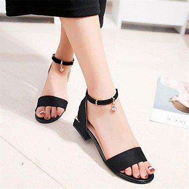 RTRY La Mujer Sneakers Confort Lienzo Pu Confort Informal De Resorte Plano Blanco US6 / EU36 / UK4 / CN36