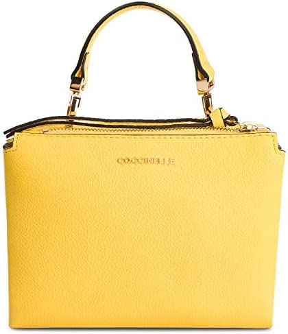 Arlettis Minibag in leather Coccinelle Radiant