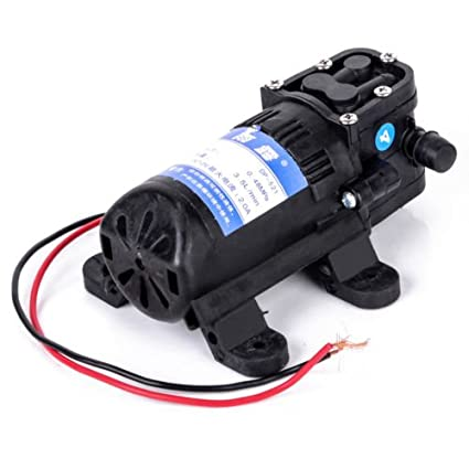 DC 12V 70 PSI Agricultural Electric Diaphragm Water Sprayer Pump Black Harness Wiring Pump Sprayers on