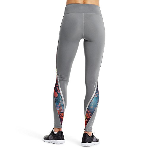 Mission Women's VaporActive Altitude Full Length Leggings, Quiet Shade/Broadway, Small