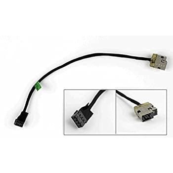 DC Power Jack Harness Plug Cable For HP 15z-g000 15z-g100 15-g135ds 15-g137ds