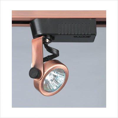 PLC Lighting TR10 WH Gimbal Collection Track Lighting 1 Light Fixture, White