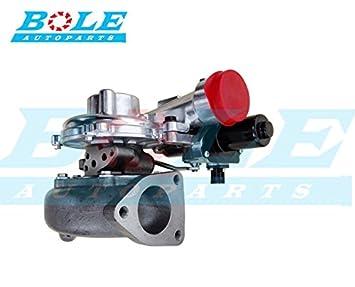 Amazon.com: CT16 Turbo 17201-0L040 VIGO 172010L040 1KD Turbocharger 17201-OL040 for Toyota Land Cruiser Hilux D4D 1KD-FTV Engine parts: Automotive