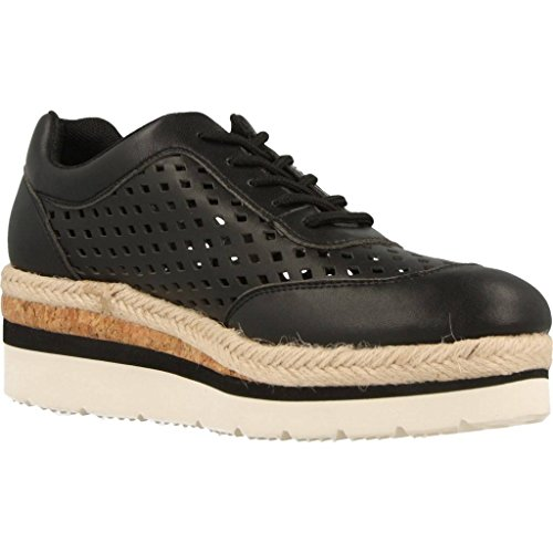 Armani Jeans Woven Scarpa Allacciata 7P555-00020 Damen Sneakers (black) Black