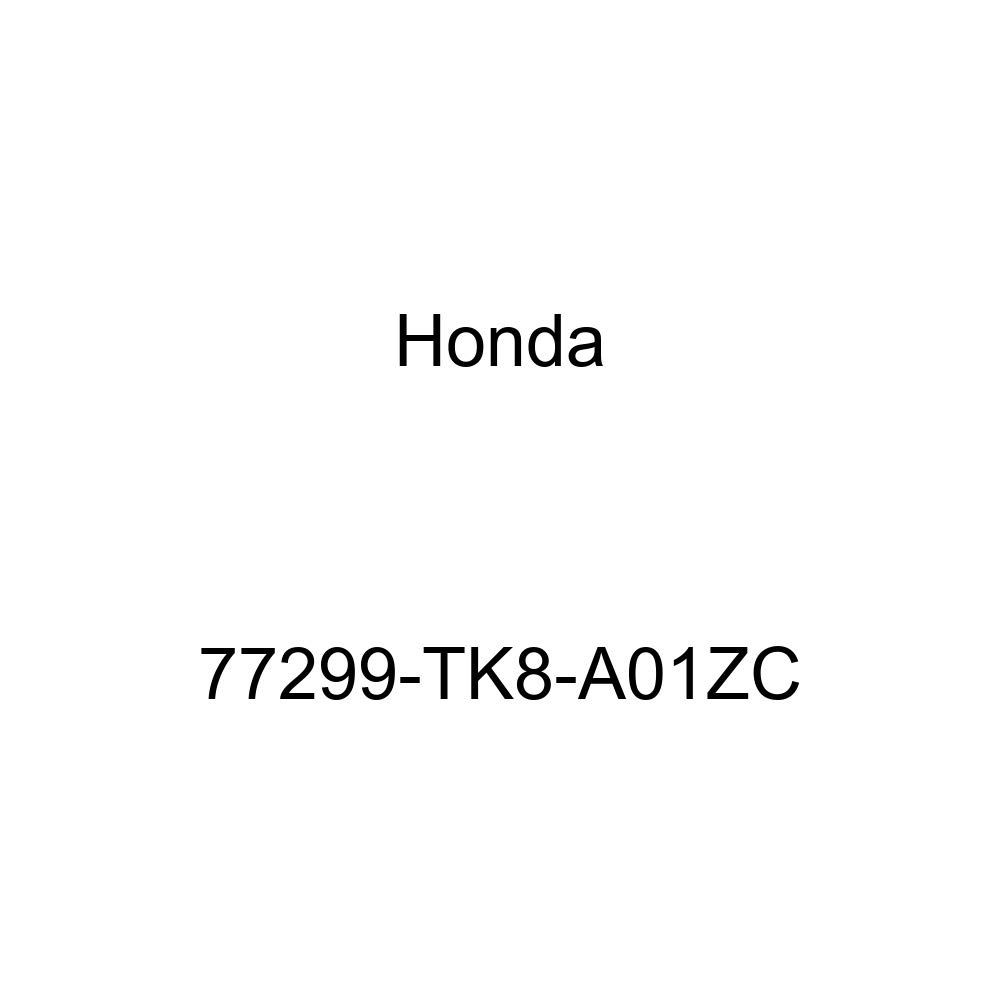 Honda Genuine 77299-TK8-A01ZC Center Console Assembly