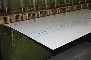 Plaque en t/ôle d/'aluminium de 3 mm d/'/épaisseur