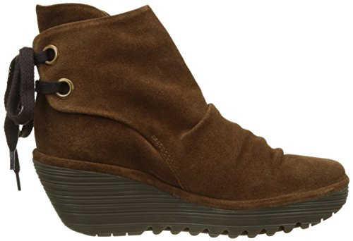 Fly Camel Marrone Yama London Donna Stivaletti 44C0qv