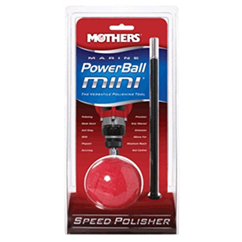 Price comparison product image Mothers Marine PowerBall Mini w / Extension consumer electronics Electronics