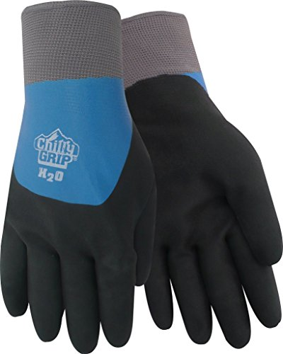 Red Steer A323-XXL Insulated Chilly Grip Work Glove (12 Pair) by Red Steer Glove (Image #1)