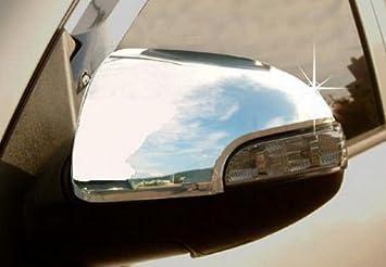 Kia Picanto cromo espejo tapas tapas Tuning accesorios: Amazon.es: Coche y moto