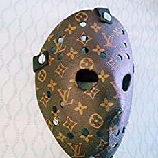 Amazon.com LOUIS VUITTON MASK Handmade