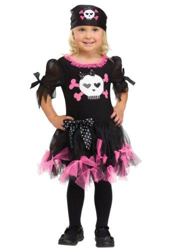 Sally Skully Pirate Toddler -