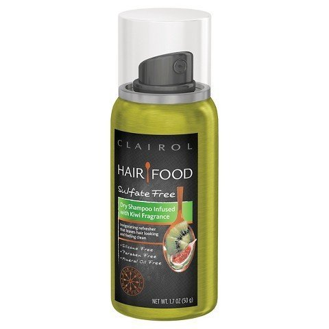 Hair Food Dry Shampoo Infused with Kiwi Fragrance