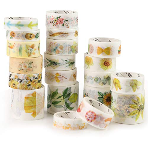 SallyFashion washi tape great for scrapbooking and crafting