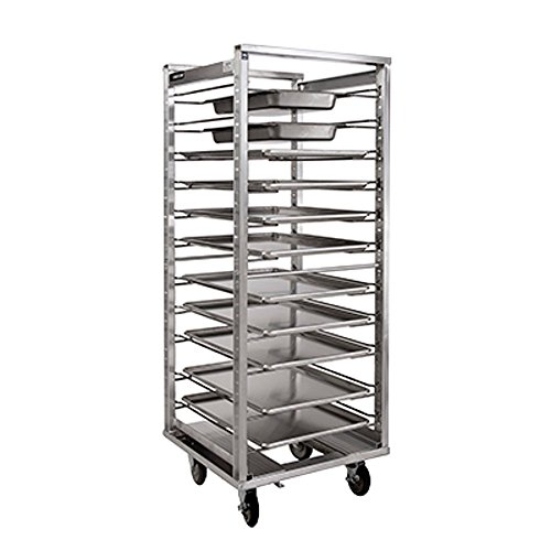 Cres Cor 207-UA-12-Z Roll-In Refrigerator Correctional Rack
