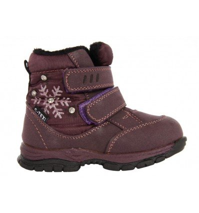 Bottines pour Fille URBAN 193237-B1010 DPURPLE-PURPLE
