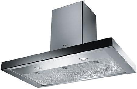 Franke crystal touch - Campana crystal fcr 925 tc bk/xs clase de eficiencia energetica a: Amazon.es: Bricolaje y herramientas