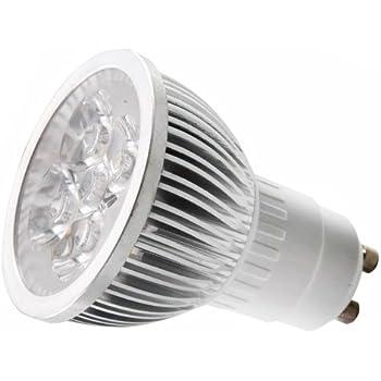 110v 4w gu10 led bulb 7000k daylight led spotlight 50watt equivalent 330 lumen 45 degree. Black Bedroom Furniture Sets. Home Design Ideas