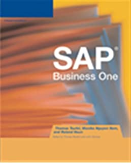 Amazon com: First Steps in SAP Business One (9783960123644