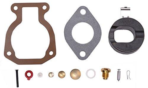 Evinrude Johnson BRP Outboard Carburetor Kit Replaces 398453 - EMP