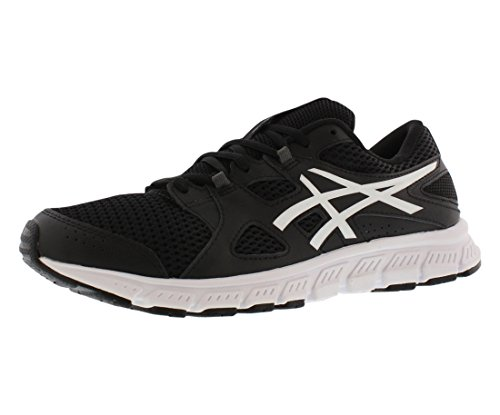 ASICS Women's Gel Unifire TR 2 Training Shoe, Black/White/Silver, 8.5 M US