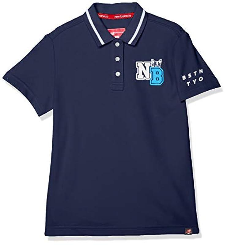 [뉴발란스 골프] [레이디스] 반소매 폴로 셔츠 (COOLMAX: 흡한 속건성) / 012-0160503 / 골프 웨어