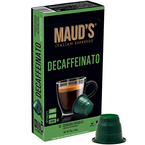 Maud's Italian Espresso Capsules