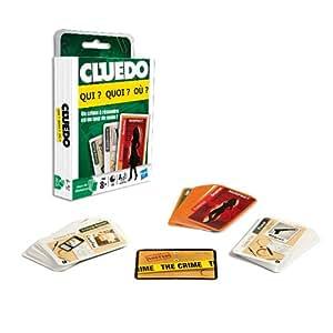 Juego de cartas Cluedo