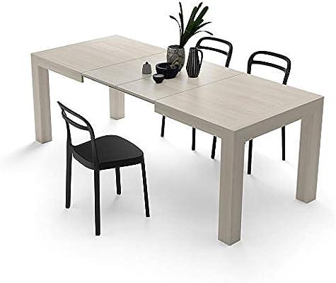 Mobili Fiver, Iacopo Mesa Extensible hasta 220 centímetros Moderno ...