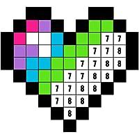 Color by Number - Colorir com Números - App Grátis