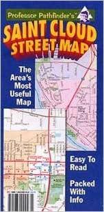 =EXCLUSIVE= St. Cloud Street Map. Deporte Edicion Ciudad olarak aumentar 41s1pLJEbTL._BO1,204,203,200_