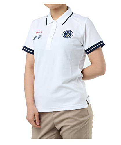 オプスト ゴルフウェア ポロシャツ 半袖 ワッフル半袖シャツ OP220301H01 WH L