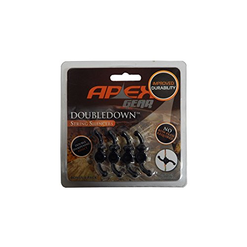 Apex Doubledown Silencer Blk
