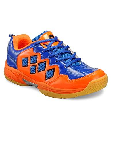 Yepme , Herren Tennisschuhe mehrfarbig Orange & Blue