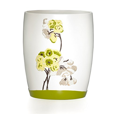 Popular Home The Canteen Flower Collection Tumbler, Lime