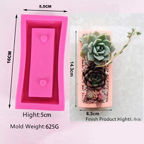 Succulent Flower Pot Cement Molds I Love U Heart Shape Cement Mold Silicone Concrete Cementsilica Mould Manual Clay Craft