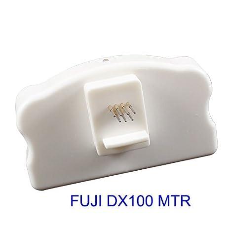 CEYE for Fuji DX100 Fujifilm DX100 Maintenance Tank Chip Resetter 1pcs