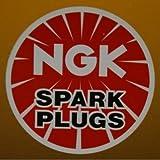 NGK (3657) IZFR5K11 Spark Plug - Pack of 4