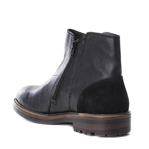 CARMELA Bottines Homme Style Urbain Homme Collection Printemps Eté Noir 4SjasTt